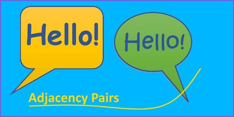 ca101 adjacency pairs