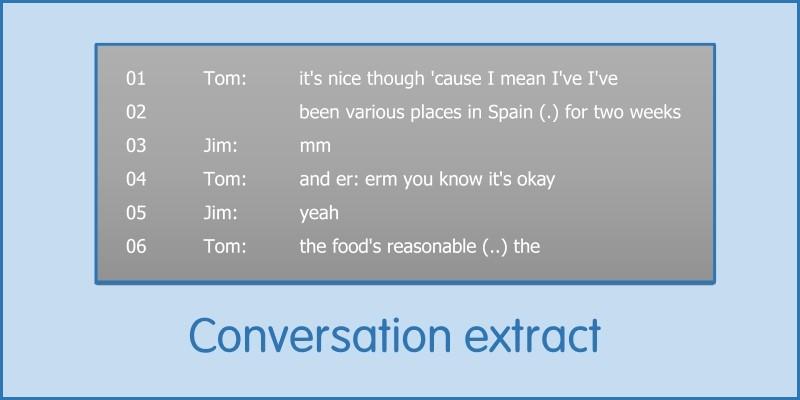 ca101 conversation extract