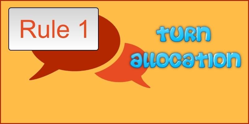 ca101 turn allocation - Rule 1
