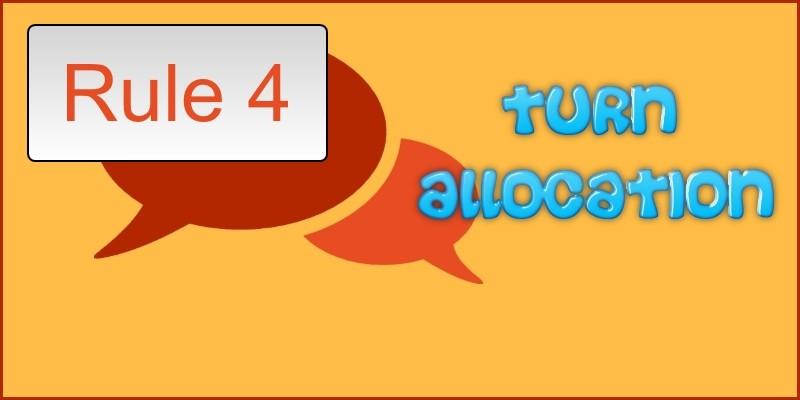 ca101 turn allocation - Rule 4