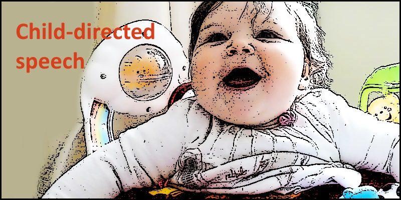 child-directed speech header