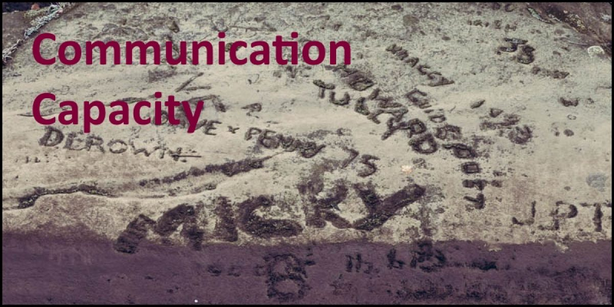 Communication Capacity