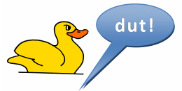 Dut or duck?