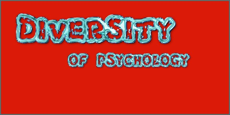 the diversity of psychology header