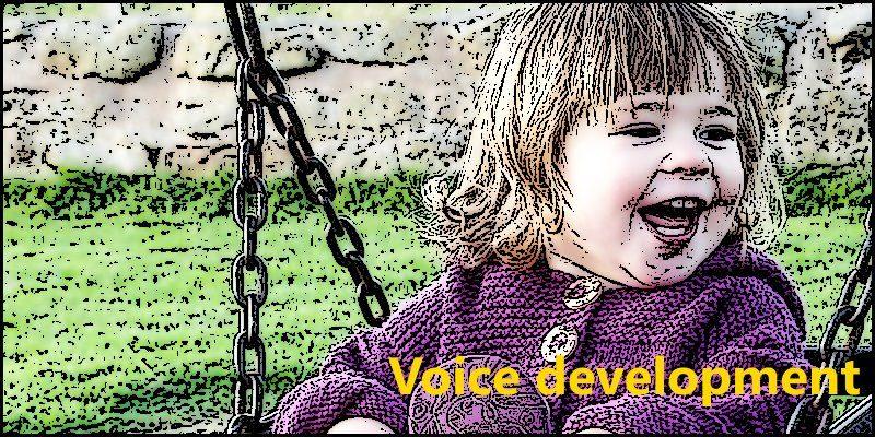 voice development header