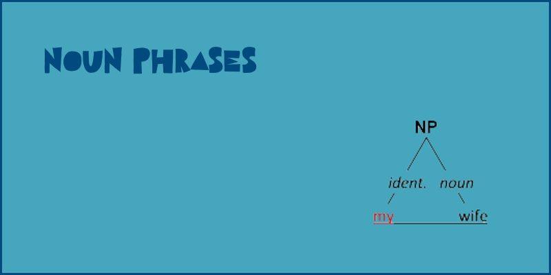 noun phrases header