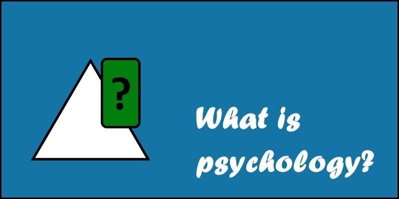 what is psychology header