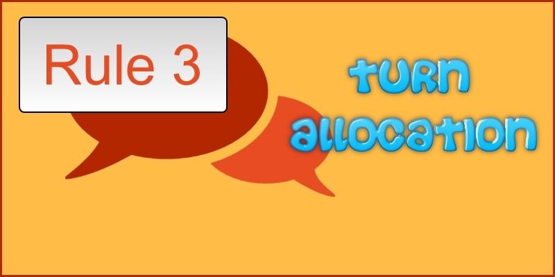 ca101 turn allocation - Rule 3