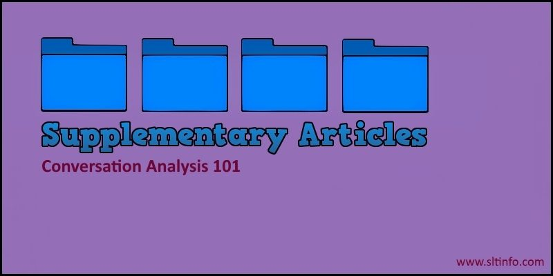 ca101 supplementary articles header