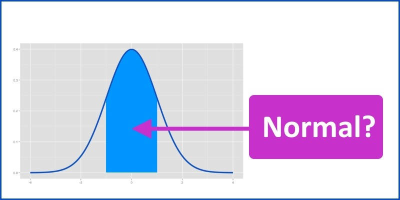 statistical approaches to normality