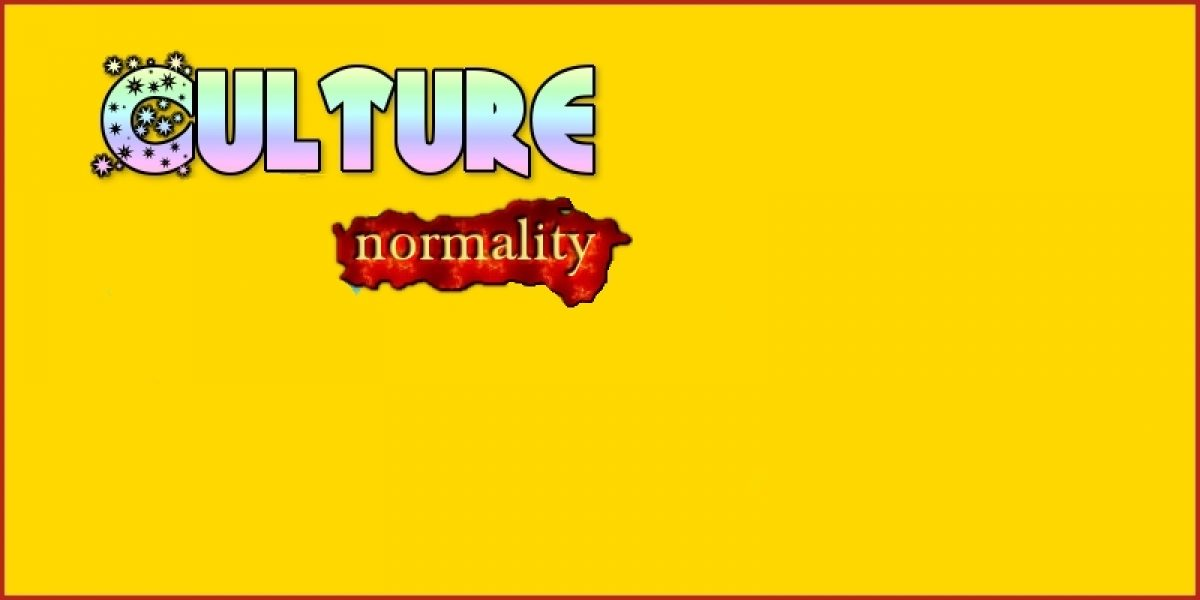 Cultural Approaches to Normality