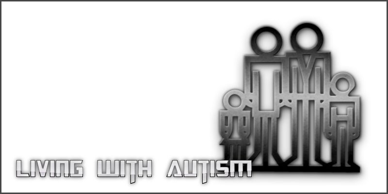 living with autism header