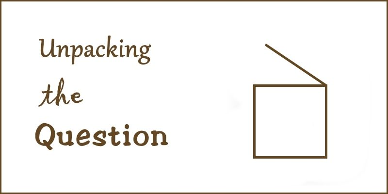 unpacking the question header