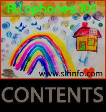 allophones-101-contents