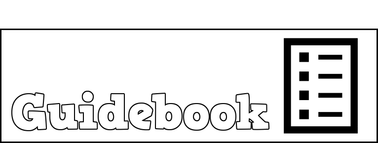 go to guidebook icon
